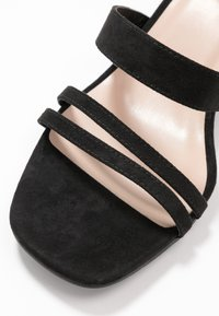 Miss Selfridge Wide Fit - WIDE FIT STORMI BLOCK - Sandaler - black - 2