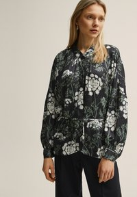 STOCKH LM - Blouse - flower print - 0
