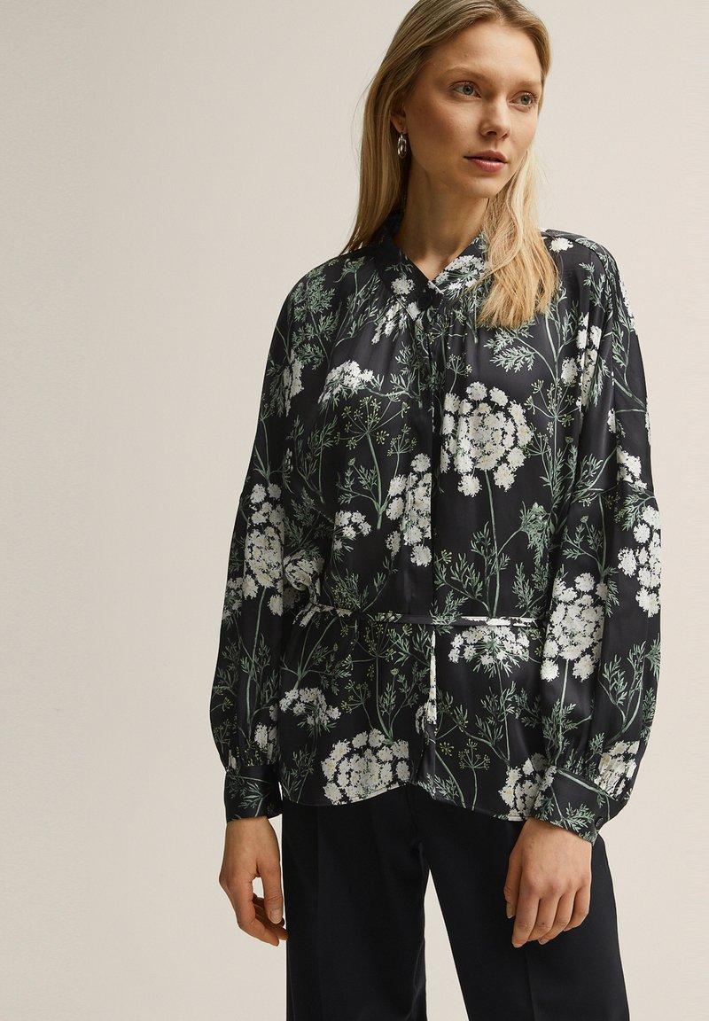STOCKH LM - Blouse - flower print