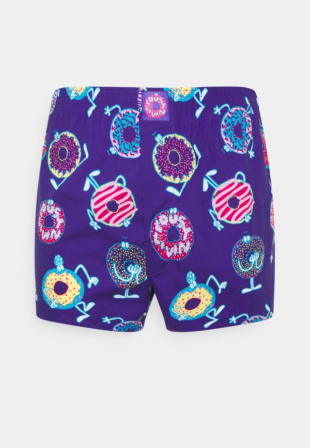 DONUT - Boxer shorts - purple