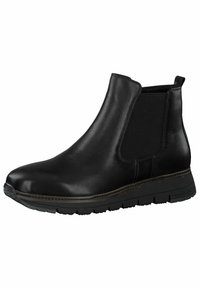 Tamaris Pure Relax - RELAXED FIT - Classic ankle boots - black leather - 2