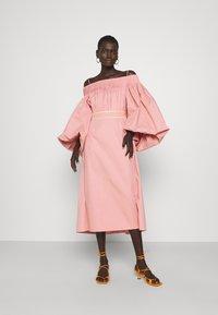 Roksanda - UYUNI DRESS - Denní šaty - blush - 1