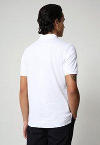 Napapijri - EULA - Polo shirt - bright white - 2