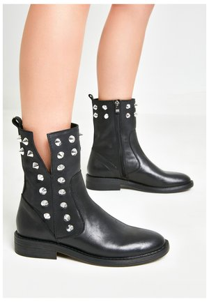 Ankle boots - black blk