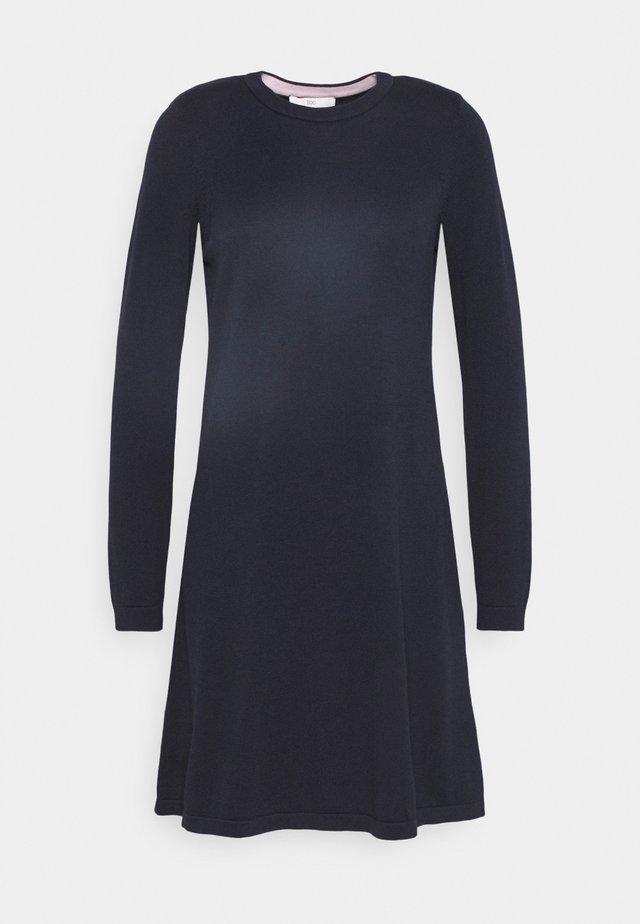 Jumper dress - navy