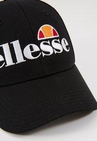 Ellesse - BARUSI - Cap - black - 2