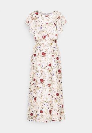 ANNA DRESS - Robe d'été - ivory