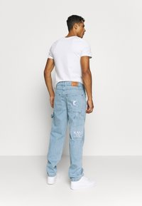 Karl Kani - BAGGY - Relaxed fit jeans - blue - 2