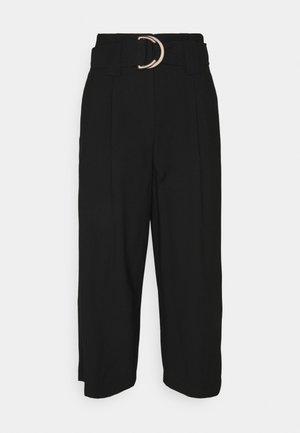 VMORLA PANTS - Trousers - black