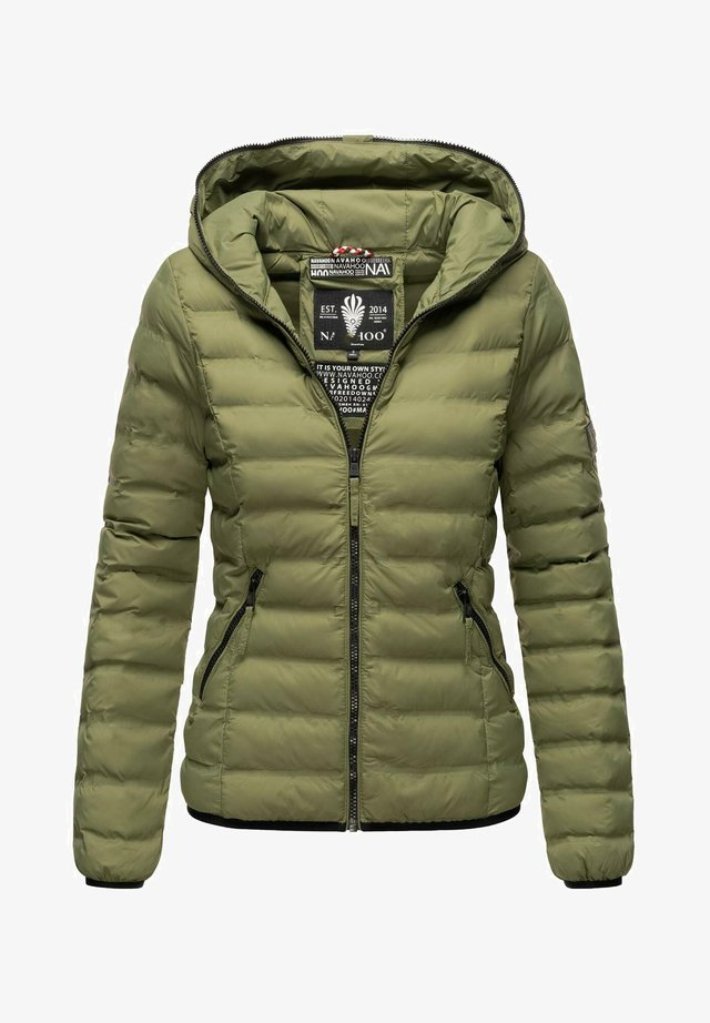 NEEVIA - Giacca invernale - olive