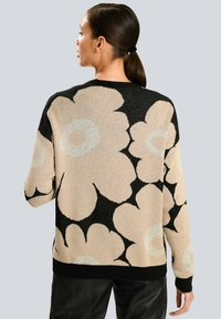 Alba Moda - Cardigan - schwarz beige off-white - 2