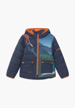 CHAQ MOUNTAIN - Chaqueta de invierno - blue