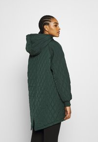 ONLY - ONLSELINE QUILTED - Parka - scarab - 3