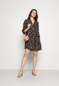 Vero Moda - SIMPLY EASY - Day dress - black - 1