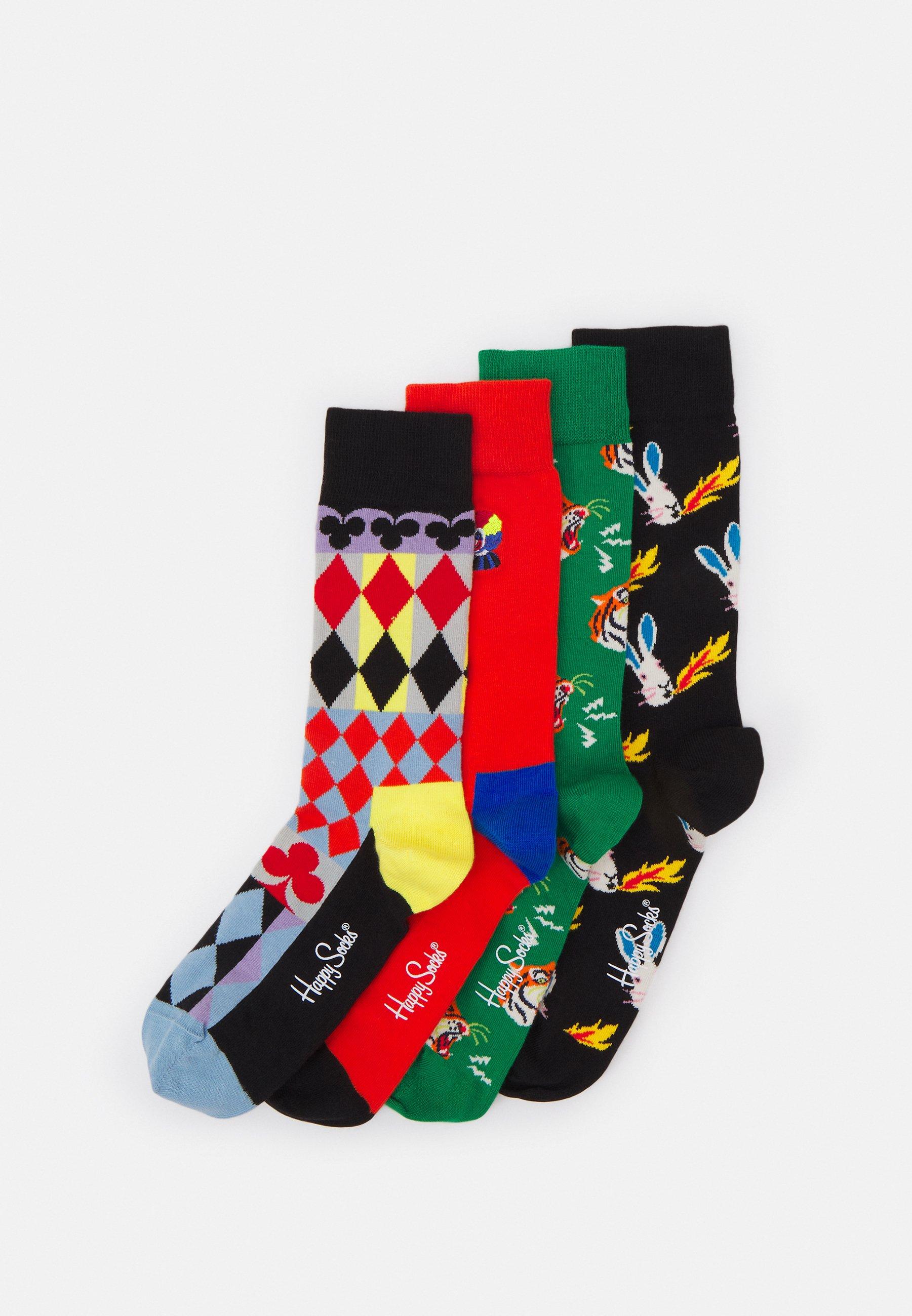 Women CIRCUS SOCKS GIFT SET 4 PACK UNISEX - Socks