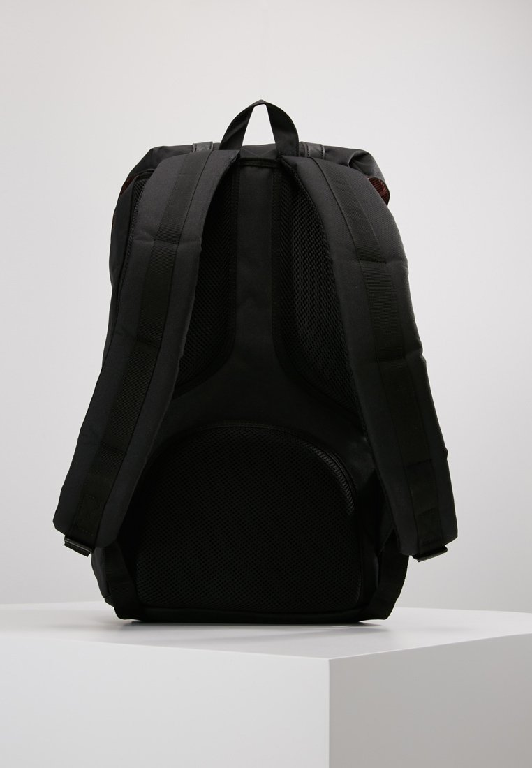 Herschel - LITTLE AMERICA  - Plecak - black