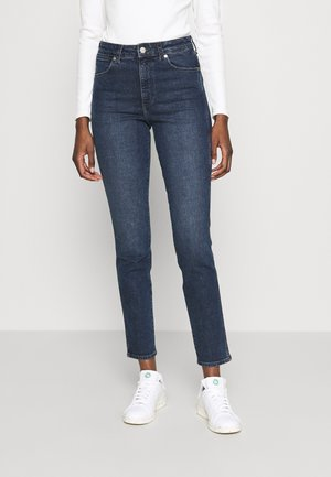 RETRO - Jeansy Skinny Fit - bonfire blue