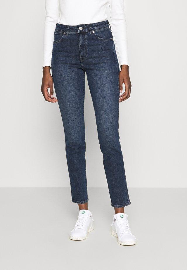 RETRO - Jeans Skinny Fit - bonfire blue