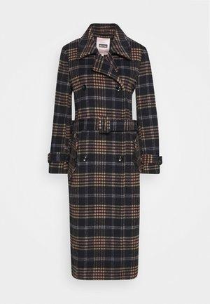 ELAYDA - Classic coat - navy