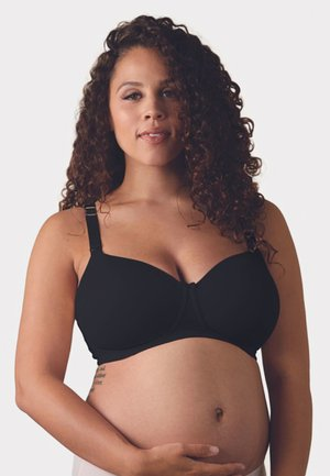 T-shirt bra - black