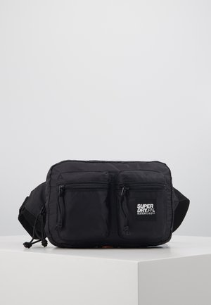 UTILITY PACK - Sac banane - black
