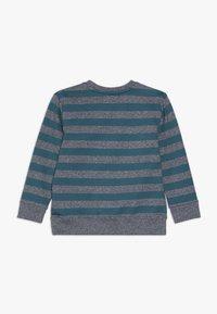 Sense Organics - FINN  - Sweatshirt - navy/teal - 1