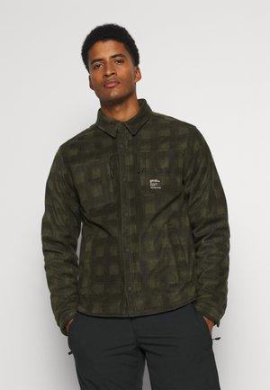 SNOW TECH - Light jacket - khaki