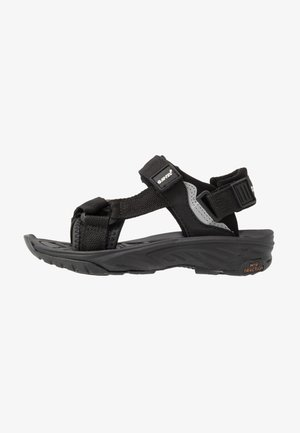 ULA RAFT JR UNISEX - Walking sandals - black