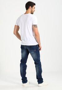 Cars Jeans - YARETH - Straight leg jeans - dark washed - 2