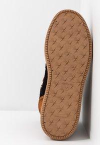 Victoria Shoes - UTOPÍA APRESKI VALENTIN - Kotníkové boty na platformě -  black - 6