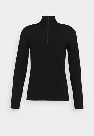MENS 260 TECH HALF ZIP - Svetr - black