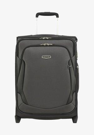 X'BLADE  - Wheeled suitcase - grey/black
