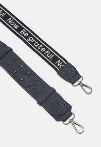 Desigual - BOLS PATCH ROTTERDAM - Handbag - denim dark blue - 3