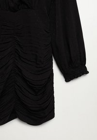 Mango - ATHENEA - Robe fourreau - black - 6