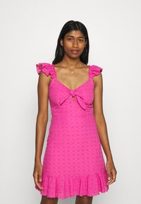Trendyol - Day dress - pink - 0
