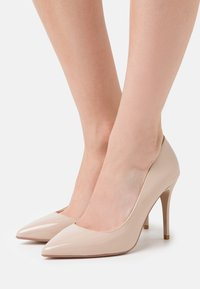 Buffalo - GRACE - Zapatos altos - nude - 0