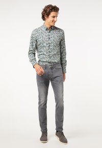 Pierre Cardin - Slim fit jeans - grey used - 1