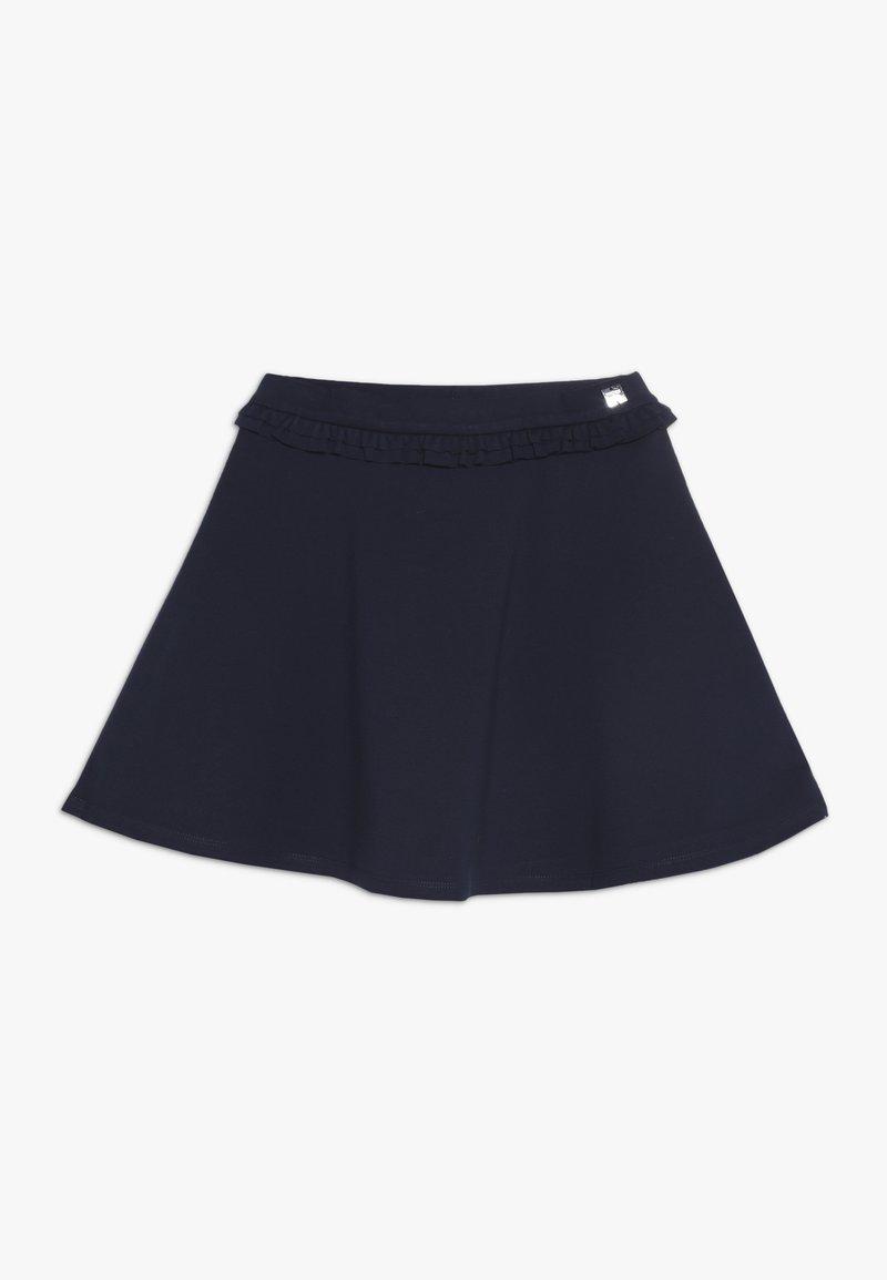 Carrement Beau - A-line skirt - marine