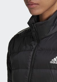 adidas Performance - ESSENTIALS PRIMEGREEN OUTDOOR DOWN - Down jacket - black - 5