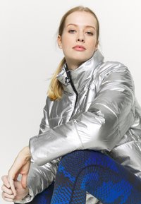Reebok - PUFF - Winter jacket - silver - 4