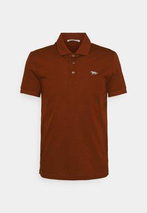 DARIOS - Poloshirt - rust red