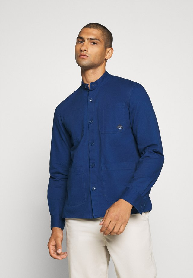 BRAMPTON  - Summer jacket - deep blue