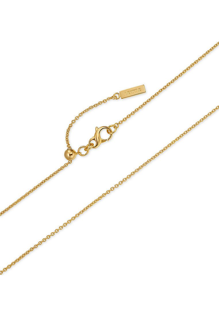 Jette Halskette - Gelbgold/gold