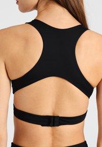 Daquïni - T-shirt bra - black - 4