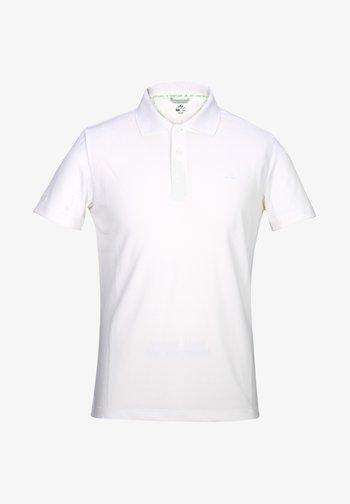 ECLIPSE - Polo shirt - white