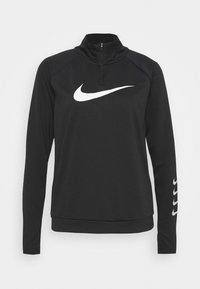 Nike Performance - RUN - Treningsskjorter - black/grey fog/white - 4
