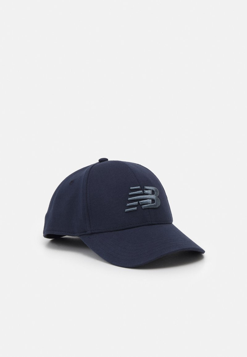 New Balance - TEAM CAP UNISEX - Keps - outerspace/thunder