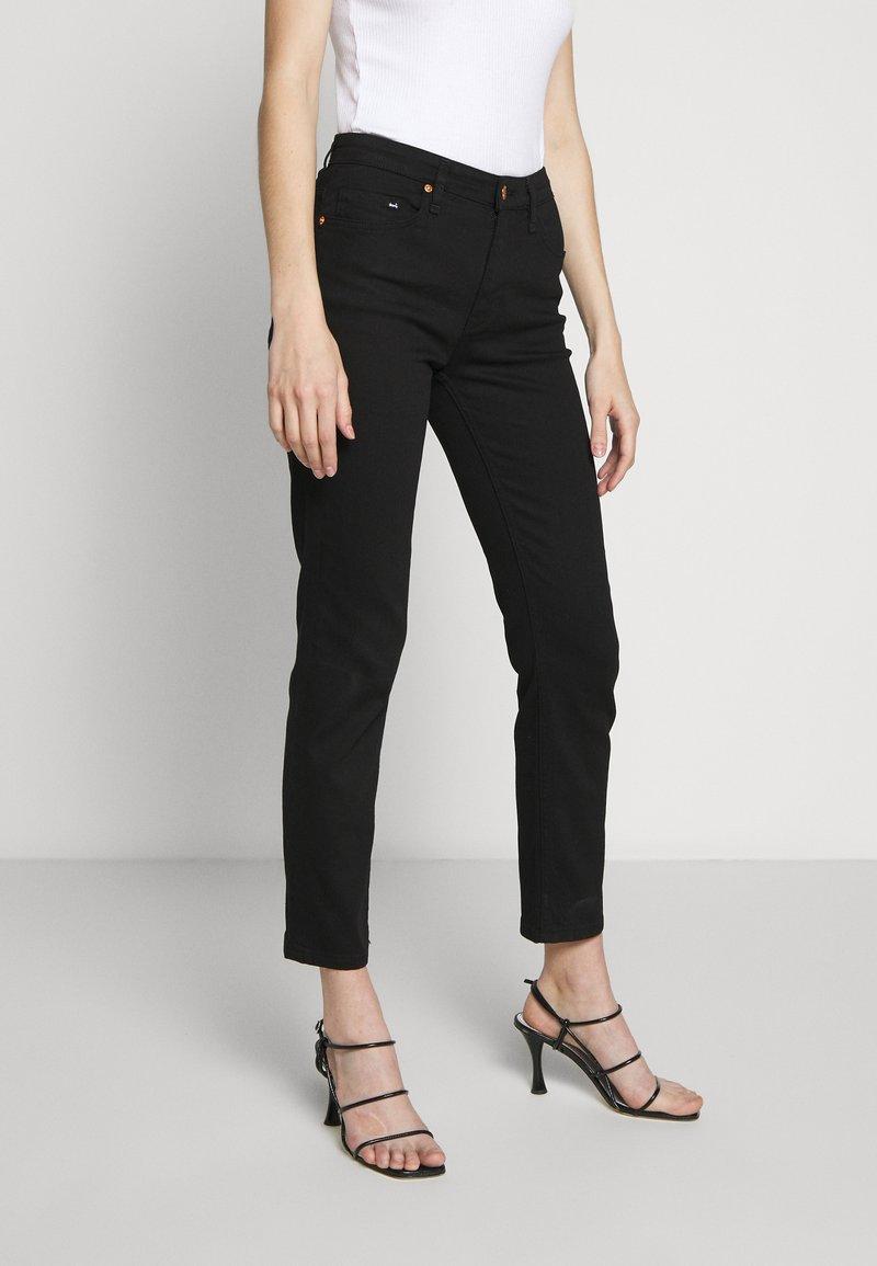 BLANCHE - RAE TRUE - Jeans slim fit - black