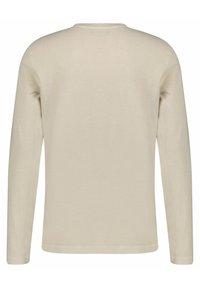 Marc O'Polo - Long sleeved top - offwhite - 2