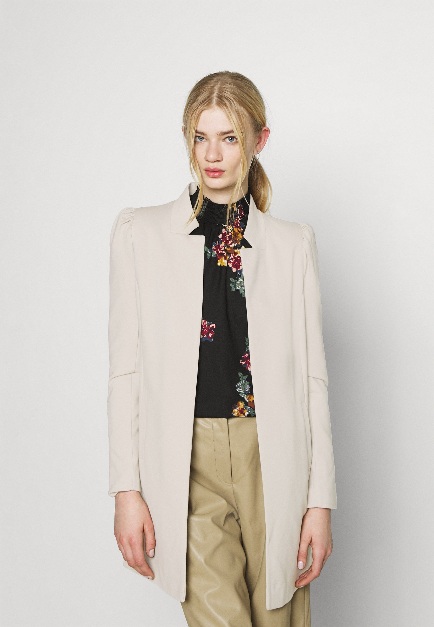 Women ONLPOPTRASH SOHO LIFE PUFF COATIGAN - Short coat